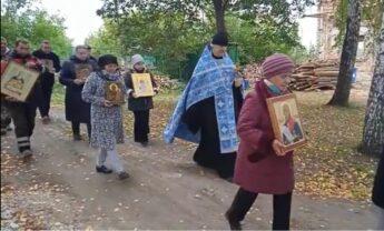 Храм Рождества Пресвятой Богородицы Курмыша отметил престольный праздник